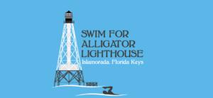 Annual Swim for Alligator Light Logo